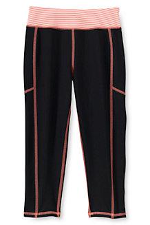 Activewear Capri-Leggings für Mädchen