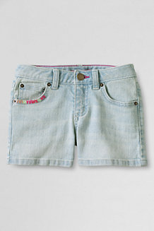 Le Short Denim Fille