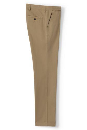Men's Regular Slim Fit Casual Chinos