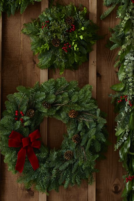 Adirondack Christmas Wreath