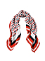 Women's Nautical Heritage Square Scarf