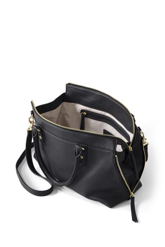 Regatta Leather Bucket Bag