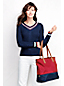 Women's Edgewater Colourblock Tote Bag