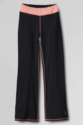 Little Girls' Performance Bootcut Trousers