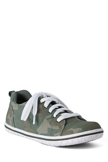 Kids' Canvas Trainers