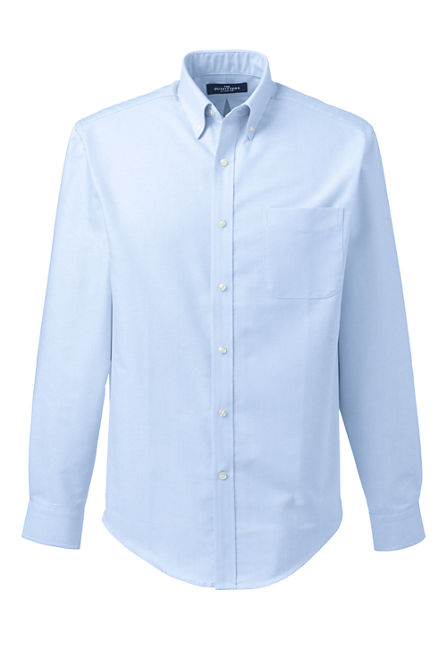 1cdd945a99a Men s Long Sleeve Button Down Tailored Fit Oxford Shirt