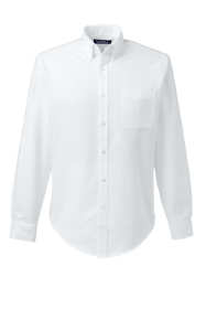 Men's Tall Tailored Fit Long Sleeve Buttondown Oxford Dress Shirt