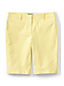 Women's Regular Mid Rise Bermuda Chino Shorts