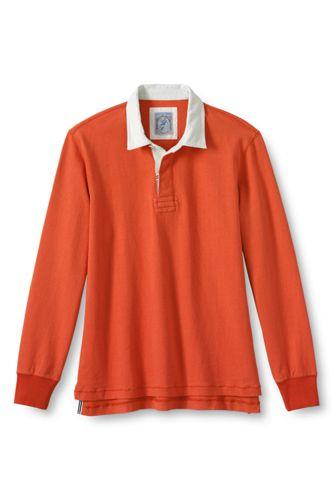 Men's Regular Rugby Shirt