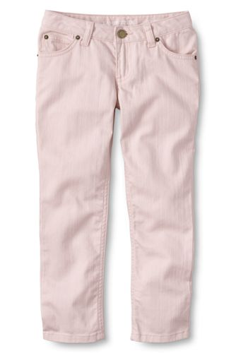 Girls' Ankle Skimmer Jeans