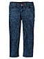 Little Girls' Patterned Ankle Skimmer Jeans