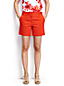 Women's Regular Low Rise Chino Shorts