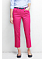Women's Regular Cropped Stretch Chinos