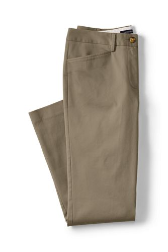 Le Pantacourt Stretch Coupe 2 Femme, Taille Standard