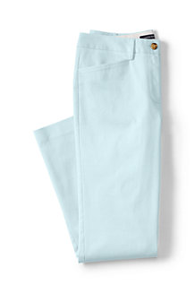 Women's Cropped Stretch Chinos
