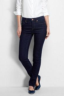 Slim Fit Denim-Jeans, Dark Rinse