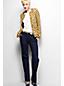 Le Pantalon Denim Sombre Coupe 2 Femme, Taille Standard