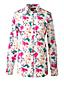 La Chemise Supima Facile d'Entretien à Motifs Femme, Taille Standard