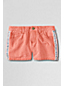 Little Girls'  5-Pocket Twill Shorts