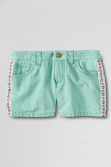 Le Short en Twill 5 Poches Fille
