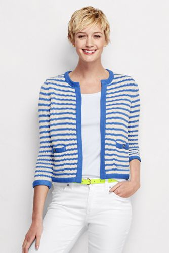 Women's Regular Drifter™ Three-Quarter Sleeve Cropped Jacket