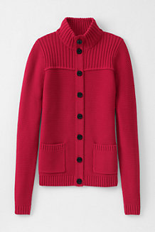Women's Drifter™ Polo Neck Cardigan