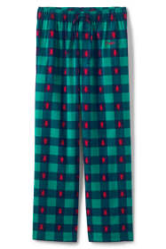 Men's Tall Flannel Pajama Pants