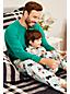 Le Pantalon de Pyjama en Flanelle Coupe Traditionnelle Homme, Taille Standard