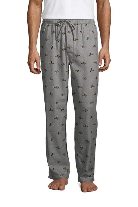 Men's Flannel Pajama Pants