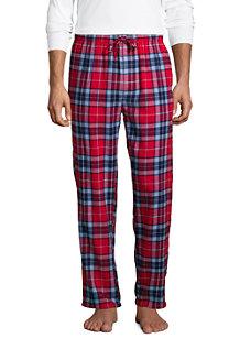 Flanell-Pyjamahose
