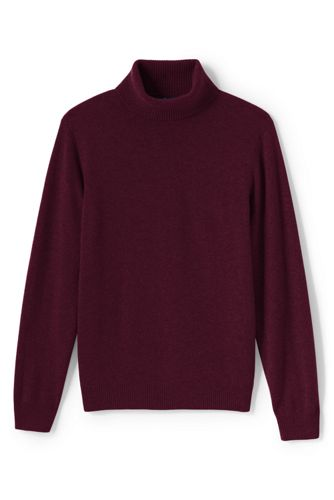 Men's Roll Neck Cashmere Jumper