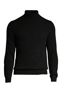 Men's Roll Neck Cashmere Sweater