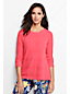 Women's Regular Textured Jacquard Top