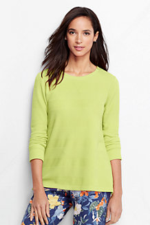 Women's  Textured Jacquard Top