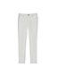 Le Pantacourt Blanc Coupe 2 Femme, Taille Standard