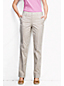 Women's Regular Mid Rise Straight Leg Pincord Chinos