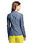 Le Blazer Chambray Femme, Taille Standard