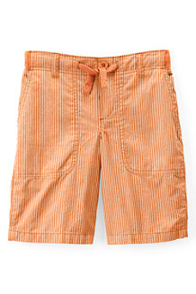 Boys' Patterned Pull-On Beach Shorts