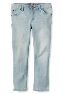 Girls' 5-Pocket Ankle Skimmer Jeans