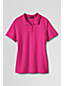 Women's Regular Classic Fit Short Sleeve Piqué Polo
