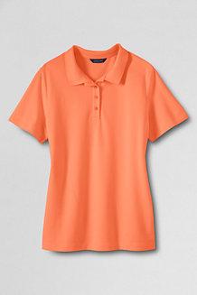 Women's  Classic Fit Short Sleeve Piqué Polo