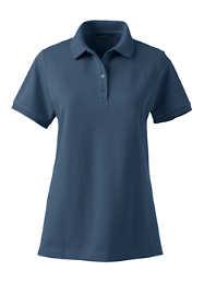 Women's Petite Pique Polo Shirt