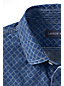 Men's Regular Tailored Fit Shipyard Chambray Print Shirt