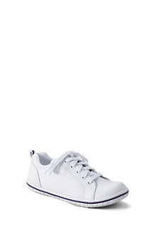 Kids' Leather Trainers