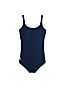 Women's Regular Tugless Lined Embroidered Swimsuit
