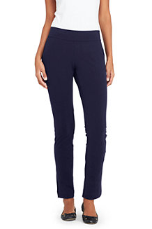 Women's Starfish Stretch Jersey Slim Leg Trousers