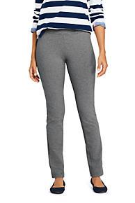 eac1a973202a8 Women s Starfish Slim Leg Elastic Waist Pants Mid Rise