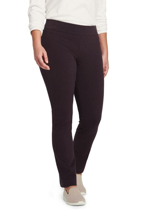 Women's Plus Size Starfish Slim Leg Pants