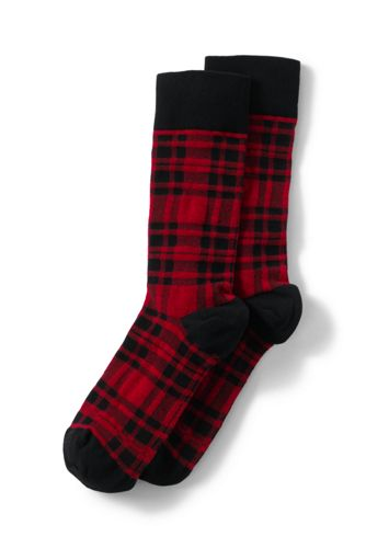 Men's Regular Patterned Cotton Socks