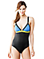 Women's Regular Aqua Terra™ Colourblock Swimsuit